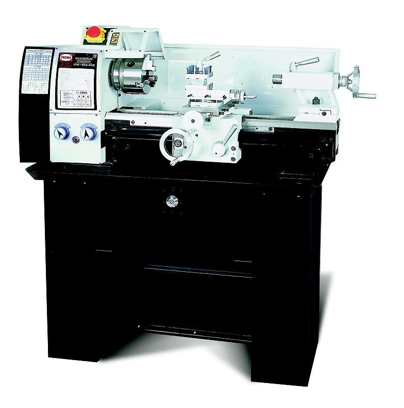 PROMA soustruh na kov SPB-550/400