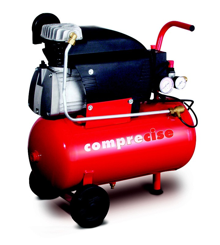 COMPRECISE H3/24 kompresor s olejovou náplní rychloběžný
