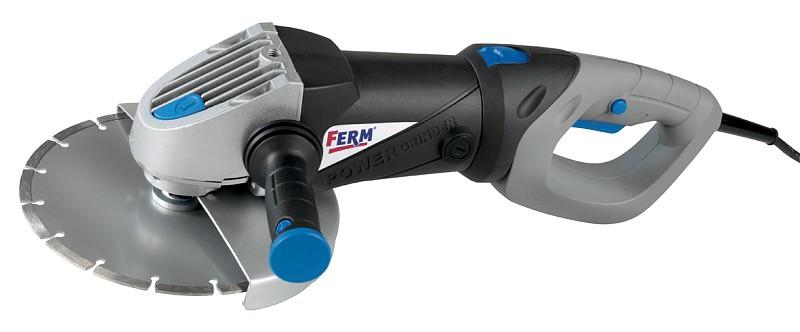 Úhlová bruska Ferm FDAG-2000. 230mm
