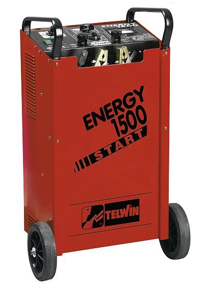 Telwin Energy 1500 nabíjecí zdroj se startem