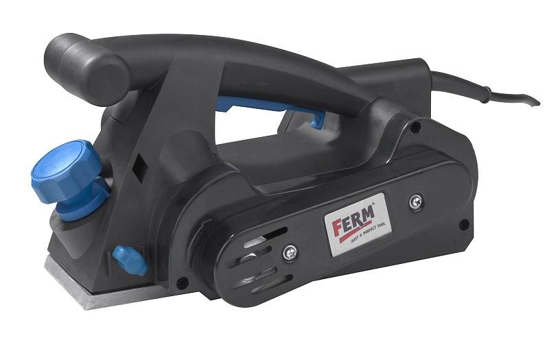 Ruční elektrický hoblík Ferm FP-900 s falcováním