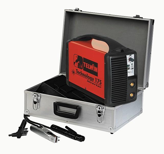 TELWIN svařovací invertor Technology 175HD