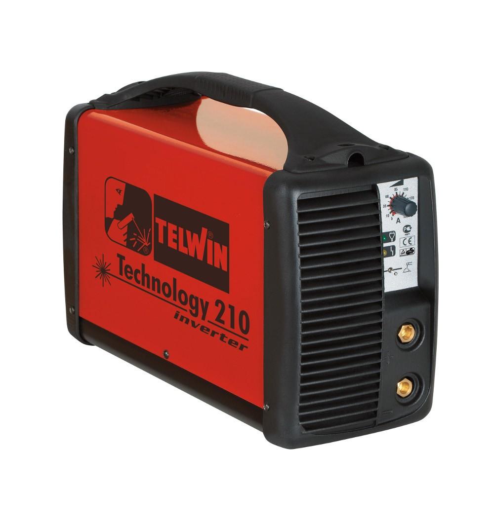 TELWIN svařovací invertor Technology 210HD