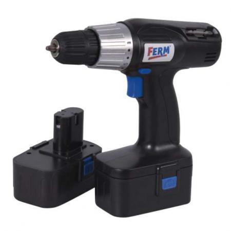 Aku vrtačka Ferm EBF-1800 nový model