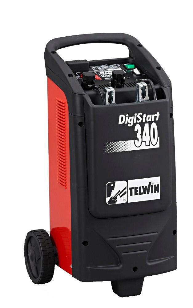 Telwin Digistart 340 nabíjecí zdroj se startem