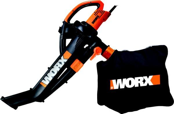 Vysavač listí Worx garden WG501E