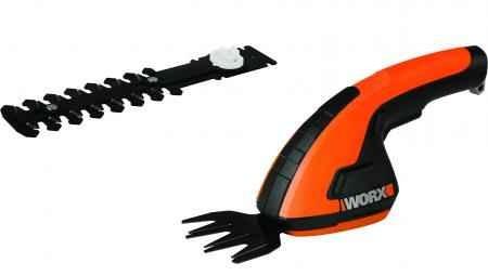Aku nůžky na trávu Li-Ion Worx garden WG800E.1