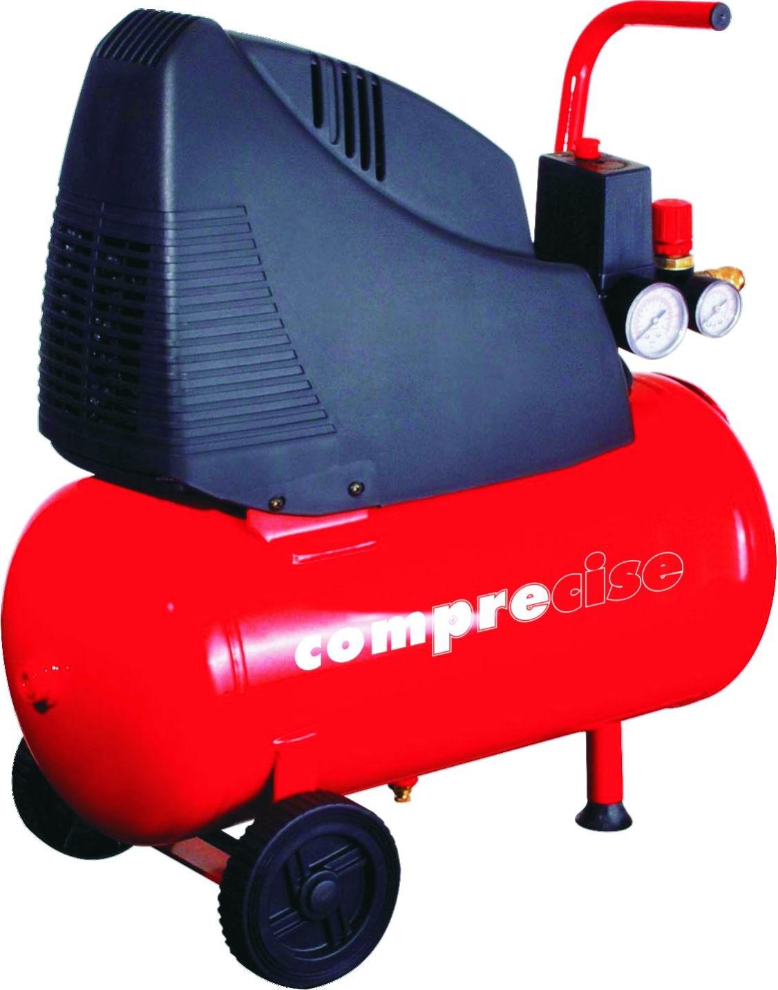COMPRECISE OL195/24 rychloběžný bezolejový kompresor