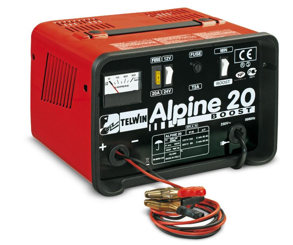 Telwin Alpine 20 nabíjecí zdroj