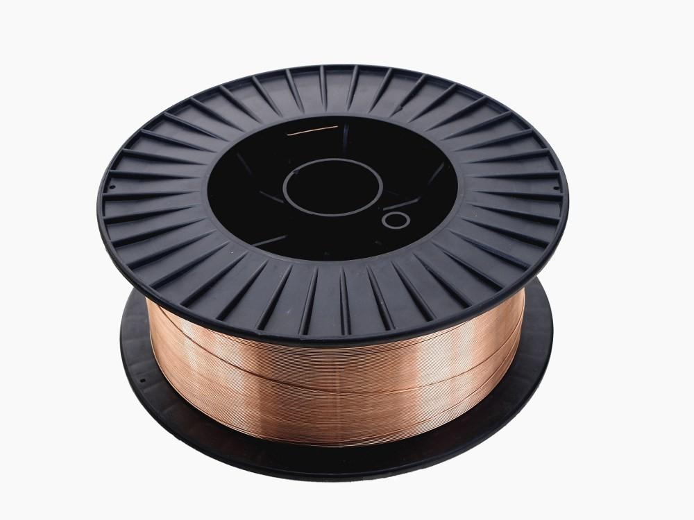 Svařovací drát Ø 0,6 mm, balení cívka 5 kg