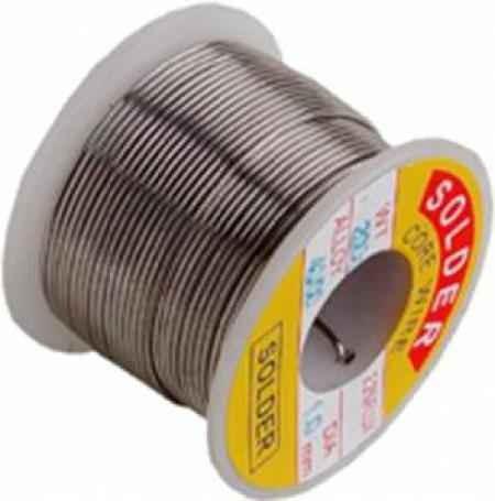 Cín pájecí (1 mm. 200 g)
