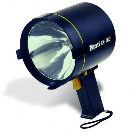 Aku svítilna FERM LK-180