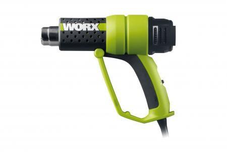 Opalovací pistole WORX WU045