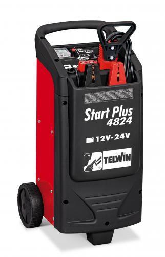 START PLUS 4824 12-24V startovací zdroj