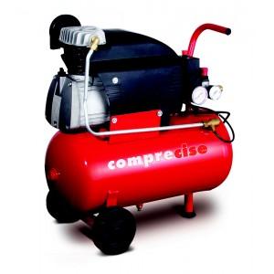 Kompresor s olejovou náplní Comprecise H2/24 rychloběžný