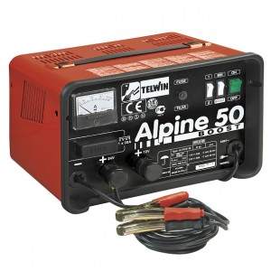 Nabíjecí zdroj Telwin Alpine 50