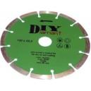Diamantový kotouč segmentový DIY 125 mm + ZDARMA řezný kotouč 125mm