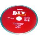 Diamantový kotouč celoobvodový DIY 125 mm