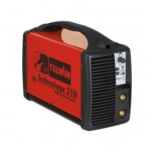Svařovací invertor Telwin Technology 210HD