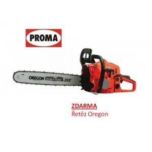 Motorová řetězová pila PROMA PGR-5880